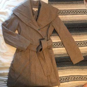 Merona Tie Waist Coat WARM